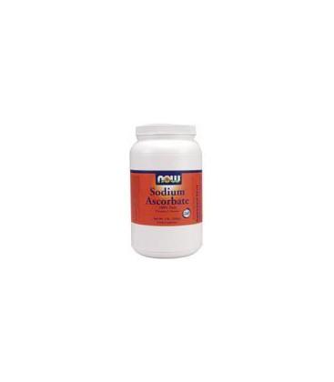 Now Foods Sodium Ascorbate, 3-pound