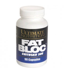 Ultimate Nutrition Fat Bloc Chitosan , 90 Capsule Bottles (P