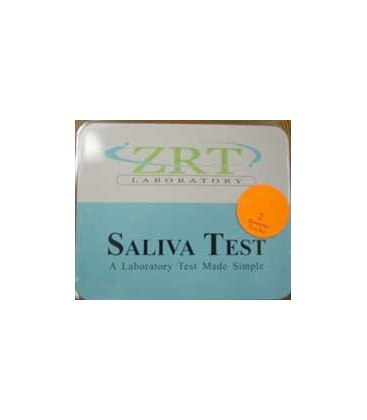 Saliva Hormone Test - Male Andropause (2 Hormone Test Kit)