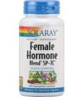 Solaray - Female Hormone Blend Sp-7c Black Cohosh, 100 capsu