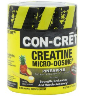 how to take con cret creatine