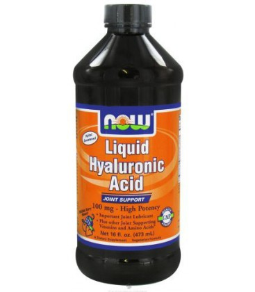 Liquid Hyaluronic Acid Joint Support - 16 oz - Liquid