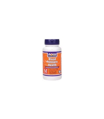 Now Foods Blood Pressure Health, Veg-Capsules, 90-Count