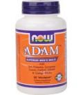 Now Foods ADAM Superior Men's Multiple Vitamin, Superior 90 Vcaps