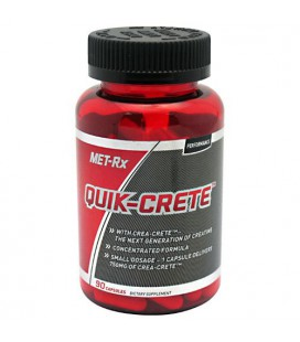 MET-Rx - Quik-Crete Creatine HCl 750 mg. - 90 Capsules