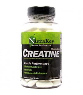 Creatine Monohydrate 900 mg 100 Capsules