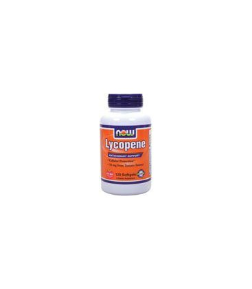 Now Foods Lycopene 10mg, Soft-gels, 120-Count