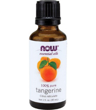 Now Foods Tangerine Oil, 1-Ounce (pack Of 2)