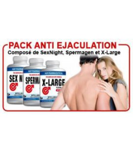 Pack Anti Ejaculation