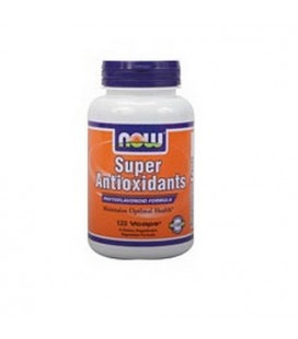 NOW Foods Super Antioxidants, 120 Capsules