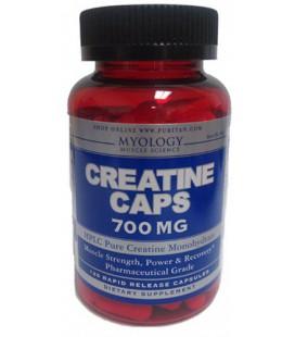 Myology Creatine 700 mg/ 120 Capsules