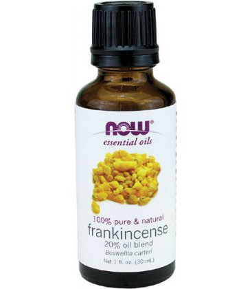 NOW Foods Frankincense 20% Oil, 1 ounce