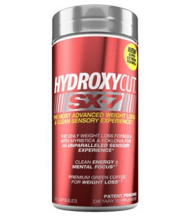 Hydroxycut SX-7 - 70 Capsules