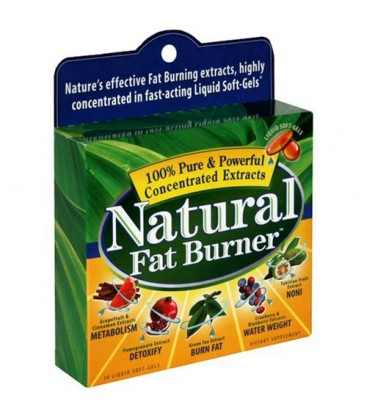 Applied Nutrition Natural Fat Burner 30 liquid soft-gels