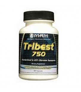 MRM Tribest Capsules, 750 mg, 60-Count Bottle