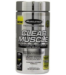 Clear Muscle 168 capsules