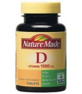 Nature Made Vitamin D 1,000 IU - 300 Tablets