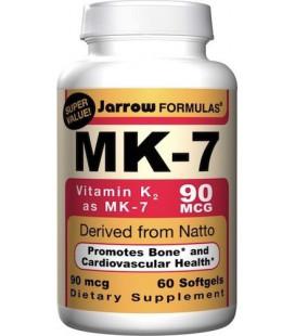 Jarrow Formulas MK-7 (vitamin K2), 60 Softgels