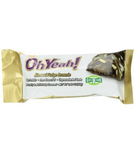 ISS OH YEAH 45g BAR ALMD FDG, 12 Count Box
