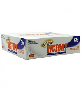 Oh Yeah! Oh Yeah! Victory Bars 12 Ct. New (Vanilla Almond)