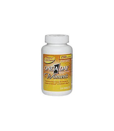 One-A-Day Womens Multivitamin-250 Tablets