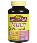 Nature Made Prenatal Multi Vitamin Value Size, Tablets, 250-