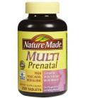 Nature Made Prenatal Multi Vitamin Value Size, Tablets, 250-