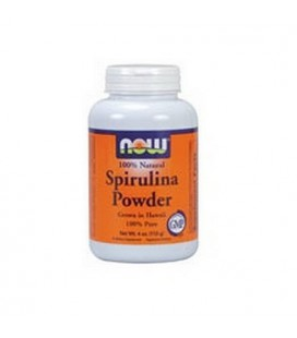 NOW Foods Spirulina Powder, 4 Ounces (Pack of 2)