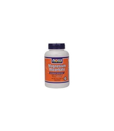 Now Foods Magnesium Ascorbate Powder, 8-Ounce