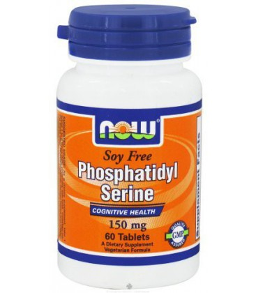 Phosphatidyl Serine 150mg - 60 - Tablet