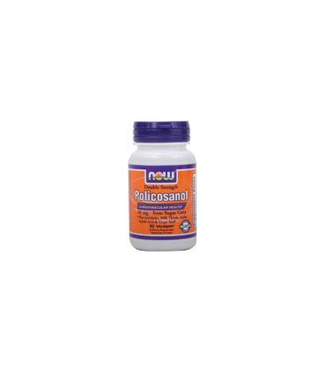 Policosanol Double Strength By Now Foods - 90 Vcaps