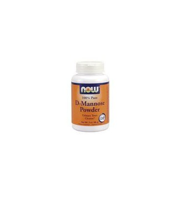 Now Foods D-Mannose, 3 oz (Pack of 2)
