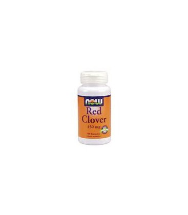 Now Foods Red Clover, 100 caps / 425mg ( Multi-Pack)
