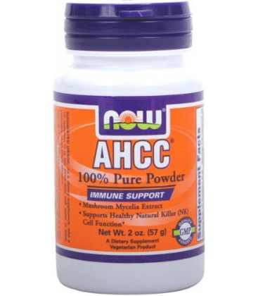 NOW Foods Ahcc 100% Pure Powder, 2 Ounces