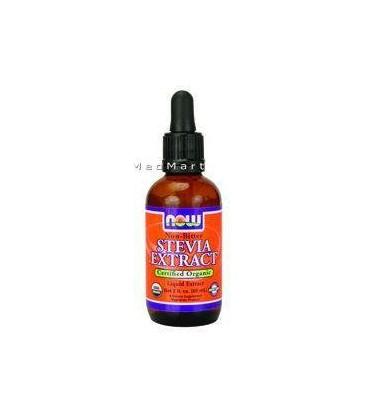 Now Foods Liquid Stevia, Organic, 2-Ounce
