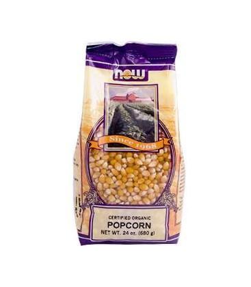 Popcorn Organic Non-GE - 24 oz - Popcorn