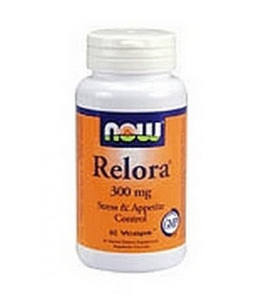 NOW Foods Relora 300, 60 VCaps