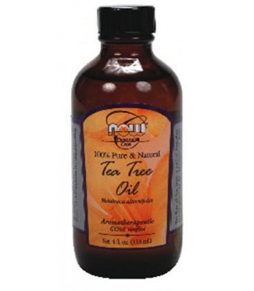 Now Foods Tea Tree Oil, 4 oz ( Multi-Pack)