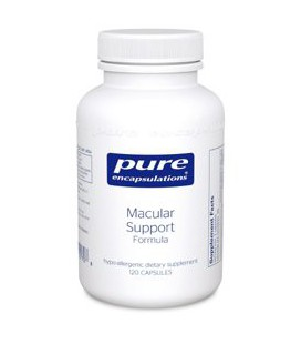 Pure Encapsulations Macular Support Formula 120 caps (MACU4)