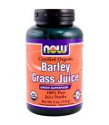 Now Foods Organic Barley Grass Juice Powder, 4-Ounce