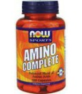 Amino Complete by Now Foods 120 Capsules