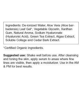 Hyaluronic Acid Serum 1 Ounces