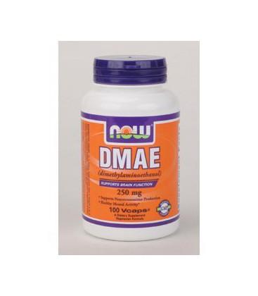 DMAE 250 mg by Now Foods 100 Vegetarian Capsules