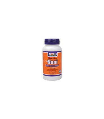 Now Foods Noni 450mg, Veg-capsules, 90-Count