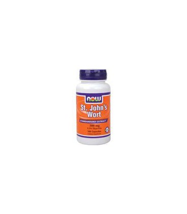 NOW Foods - St. John's Wort 300 mg 100 caps