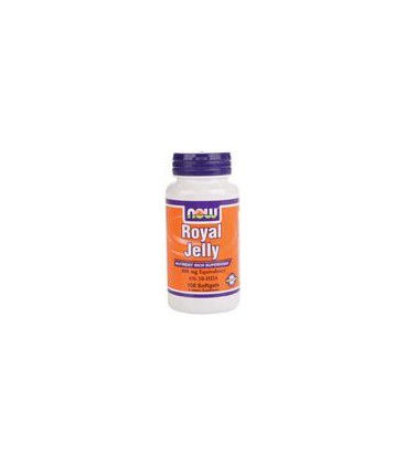 Now Foods Royal Jelly 300mg, Soft-gels, 100-Count