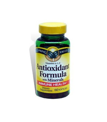 Antioxidant Formula 60 Caps