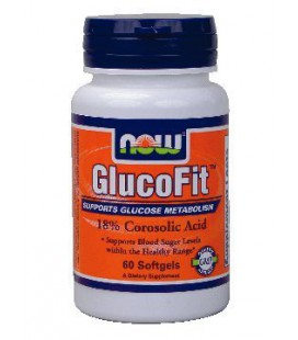 Now Foods GlucoFit? - 60 Softgels ( Multi-Pack)