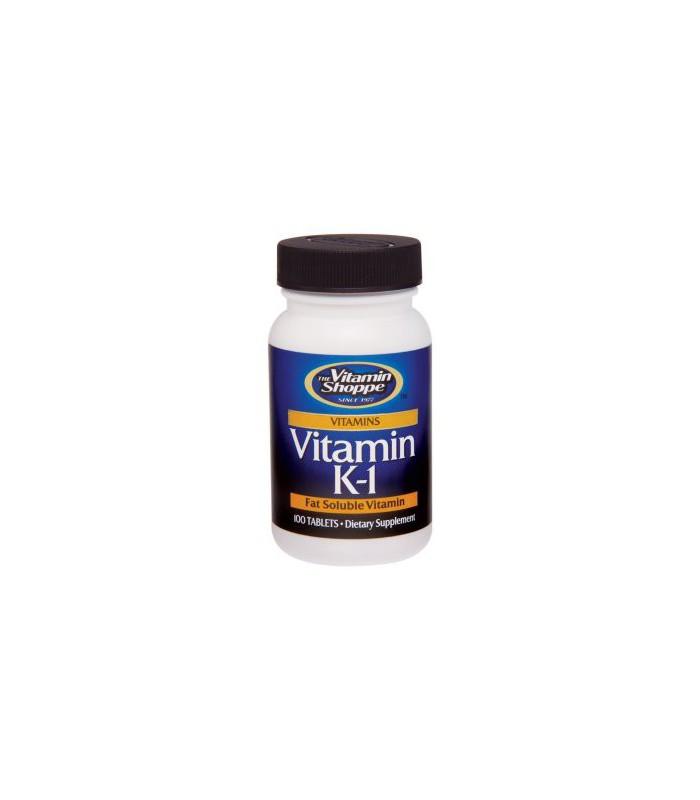 Vitamin k vitamin shoppe