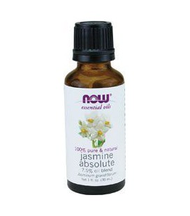 Now Foods Jasmine Absolute Oil 7.5%, 1-Ounce